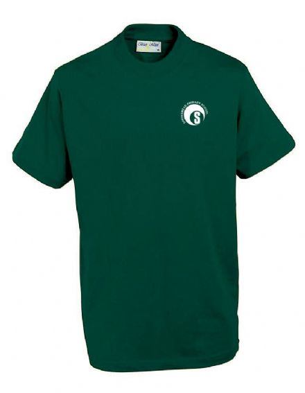 Springmead Primary Bottle PE T-Shirt